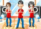 韓國跳舞機