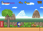 哆啦A夢4-大雄與月之王國全螢幕