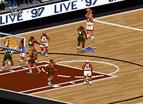 NBA LIVE 97全螢幕