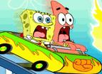 海綿寶寶軌道飆車
