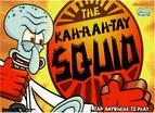 海綿寶寶章魚哥空手道